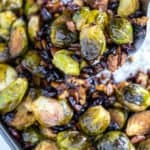 how long to roast brussel sprouts