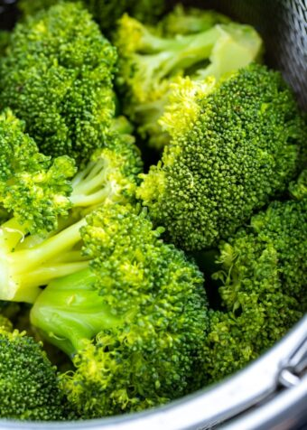 how to steam broccoli in instant pot