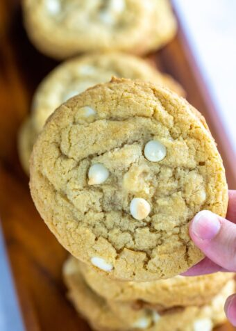 white chocolate macadamia nut cookie recipe